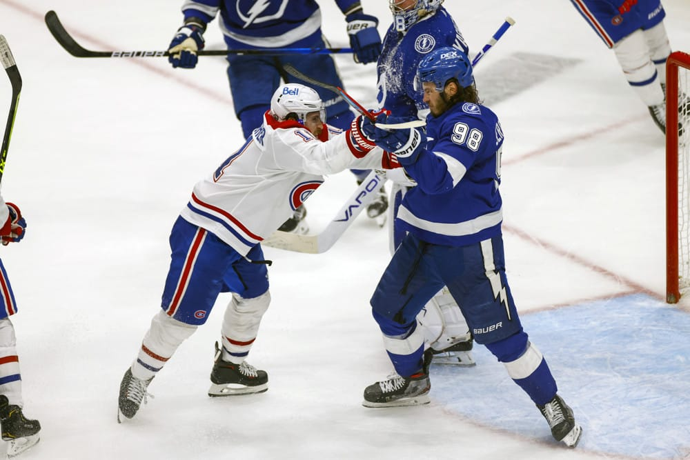 Stanley Cup Final Game 2 Predictions: Lightning vs. Canadiens Best Bets