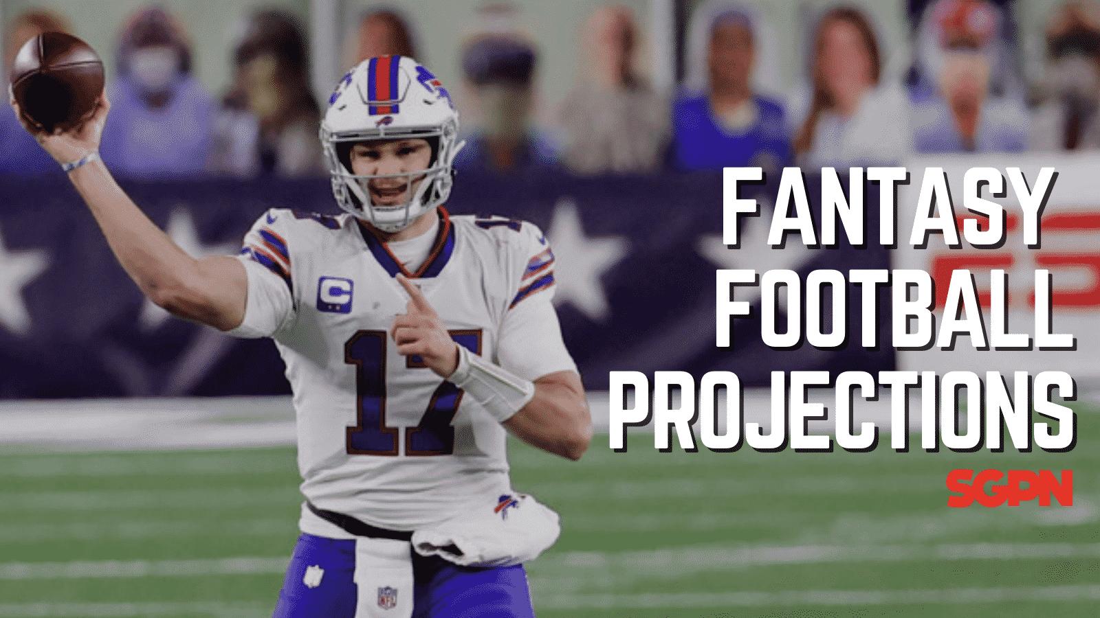fantasy football projections