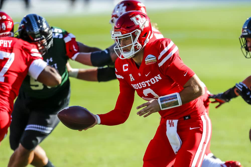 Houston Cougars Season Preview   The College Football Experience (Ep. 708)