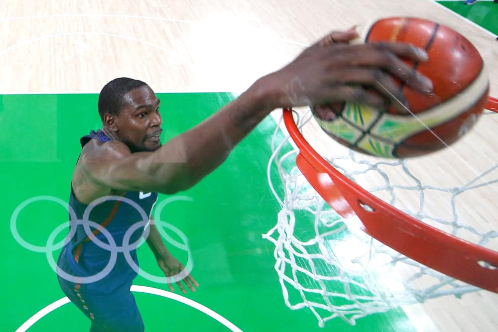 Olympic Basketball Betting Odds & Predictions