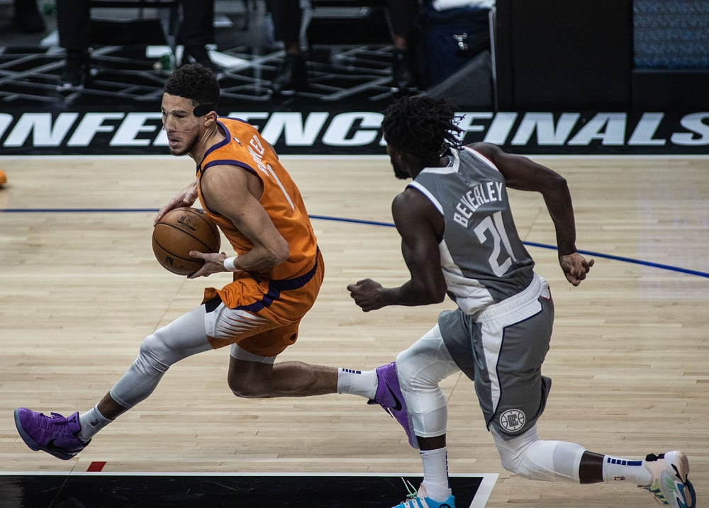NBA Finals Game 4 Betting Preview + Off-Season Rumors | NBA Gambling Podcast (Ep. 211)