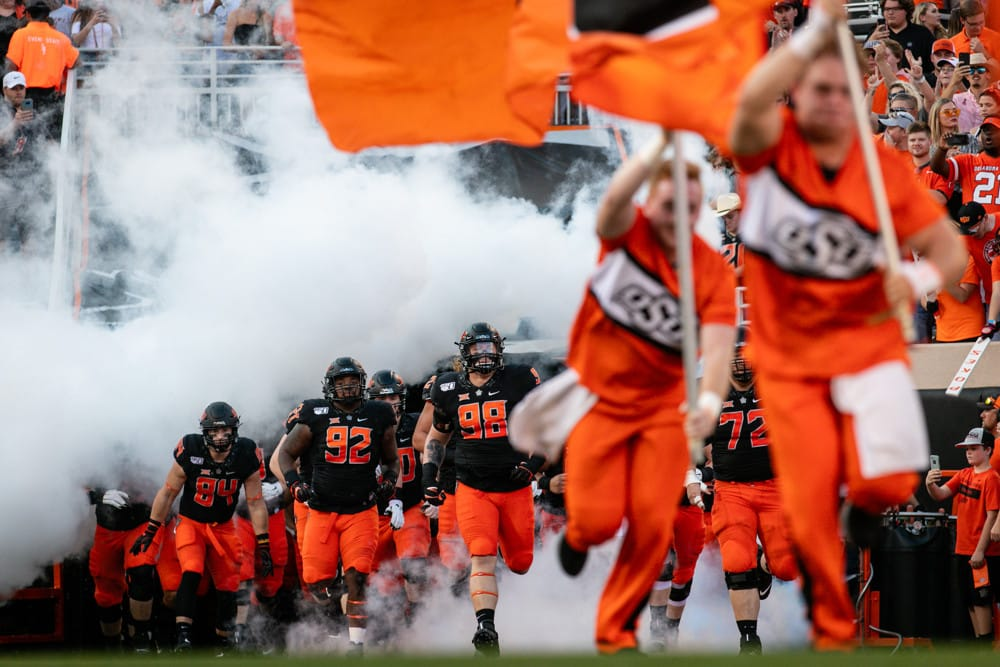 Oklahoma State Cowboys Season Preview   The College Football Experience (Ep. 753)