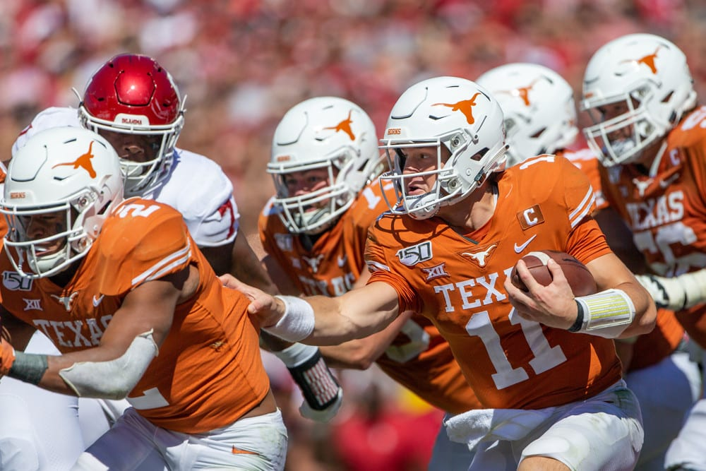 Texas & Oklahoma Possibly To SEC Reaction Show   The College Football Experience (Ep. 750)