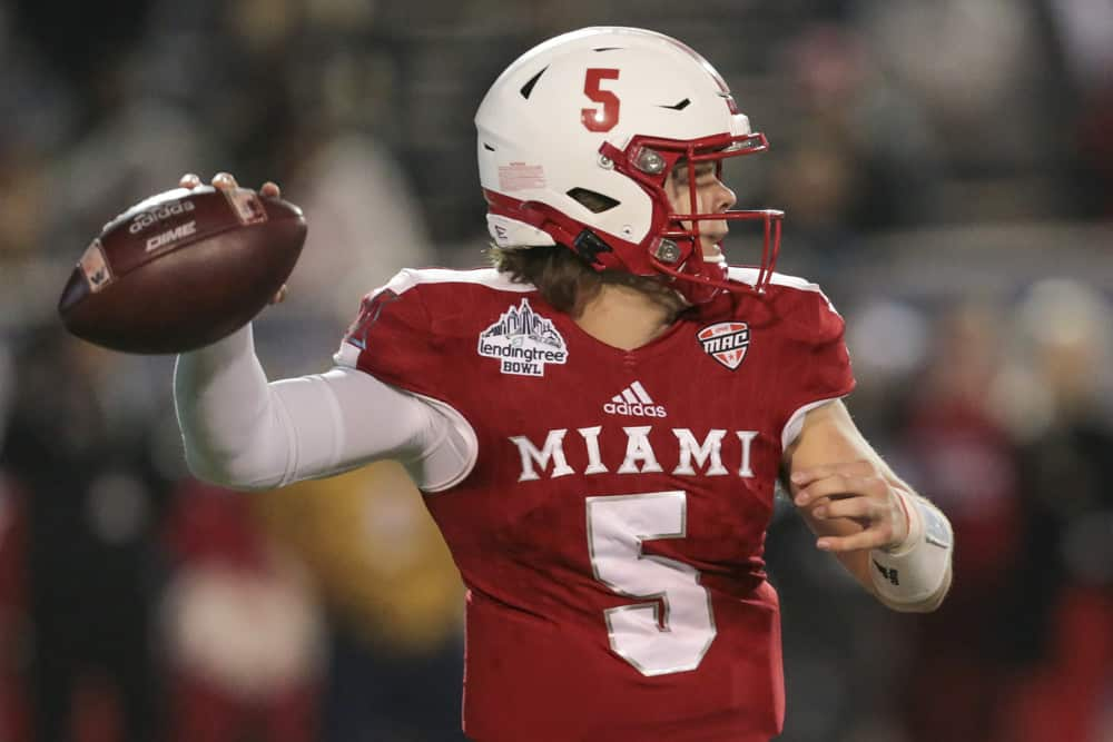 Miami (OH) RedHawks Season Preview   The College Football Experience (Ep. 728)