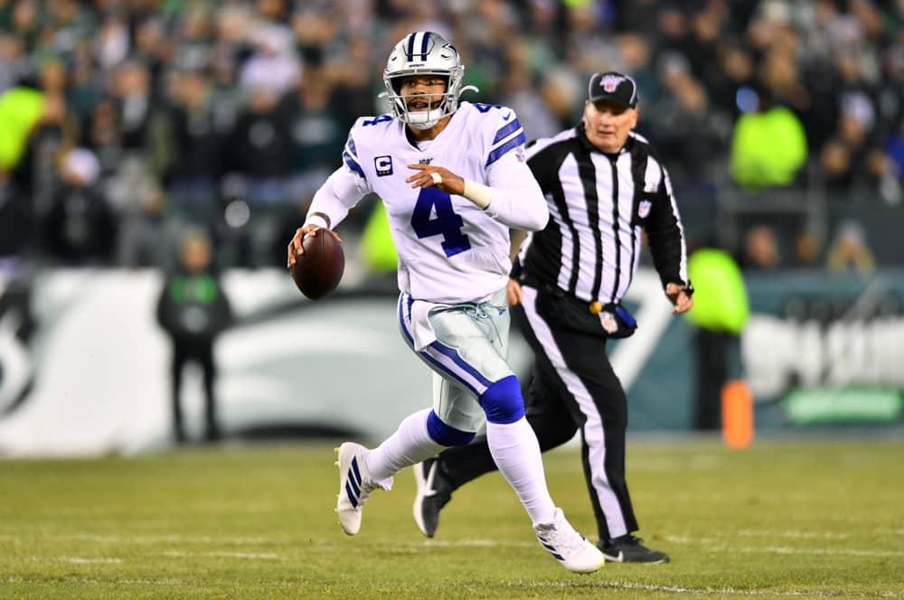 NFC East Win Totals 2021 NFL Betting Picks