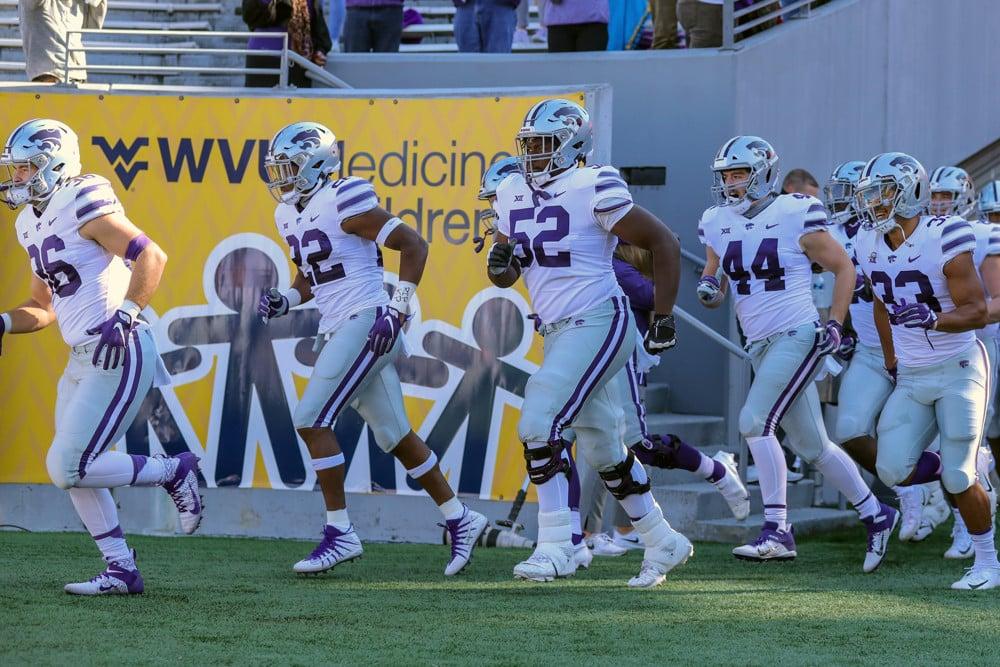 College Football Win Total Predictions: Big 12