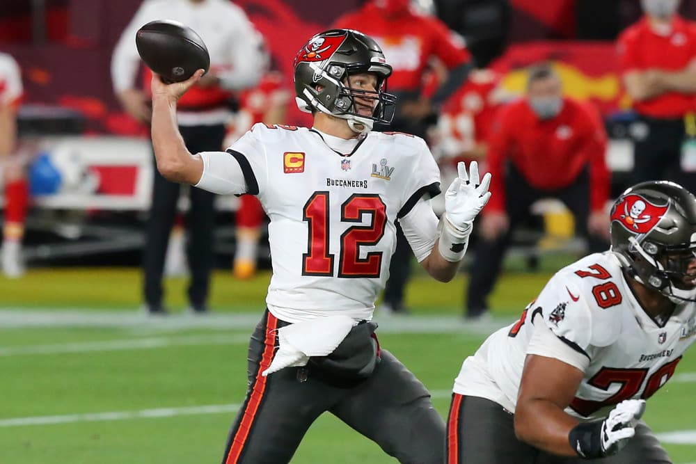 QB Player Props For The 2021 NFL Season