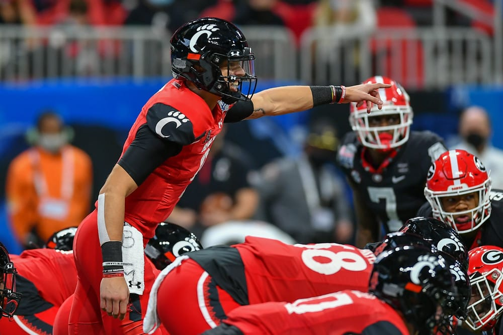 College Football Win Total Predictions: AAC