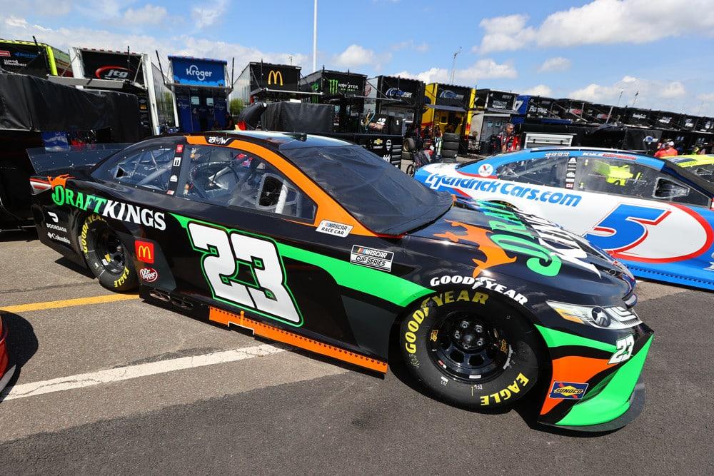 Jockey Made In America 250 NASCAR DraftKings Picks