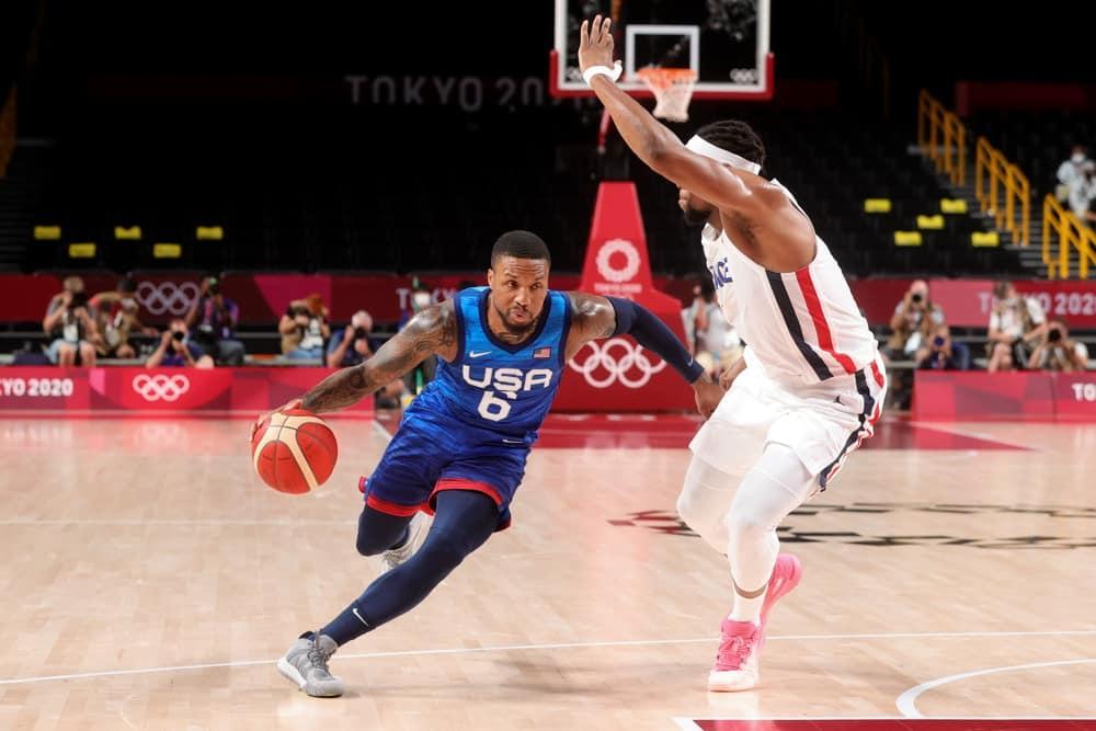 Team USA vs Czech Republic: Men's Basketball Olympics Best Bets & Predictions