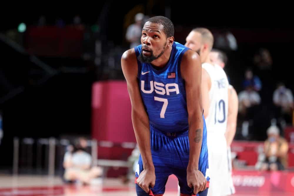 Team USA vs. Iran: Men's Basketball Olympics Best Bets & Predictions