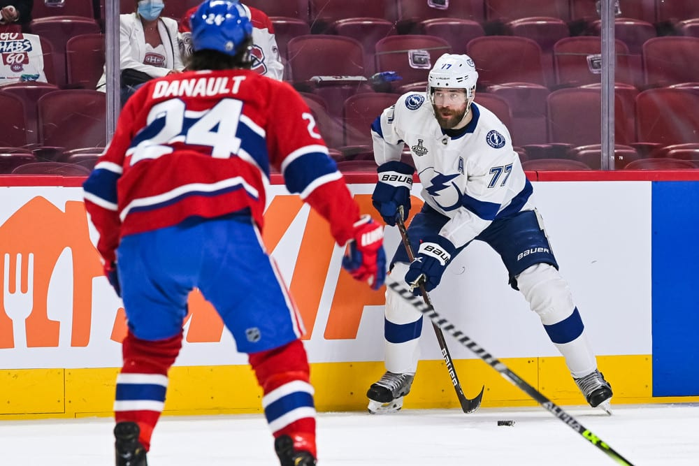 Lightning - Canadiens: Stanley Cup Final Game 4 Betting Odds & Picks