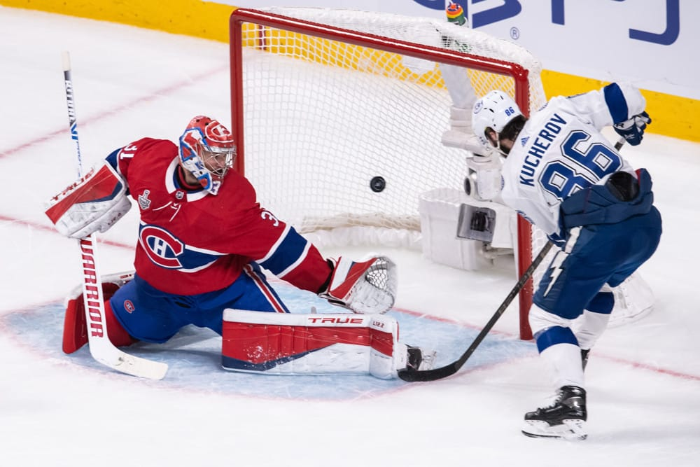 Lightning - Canadiens: Stanley Cup Final Game 5 Betting Odds & Picks