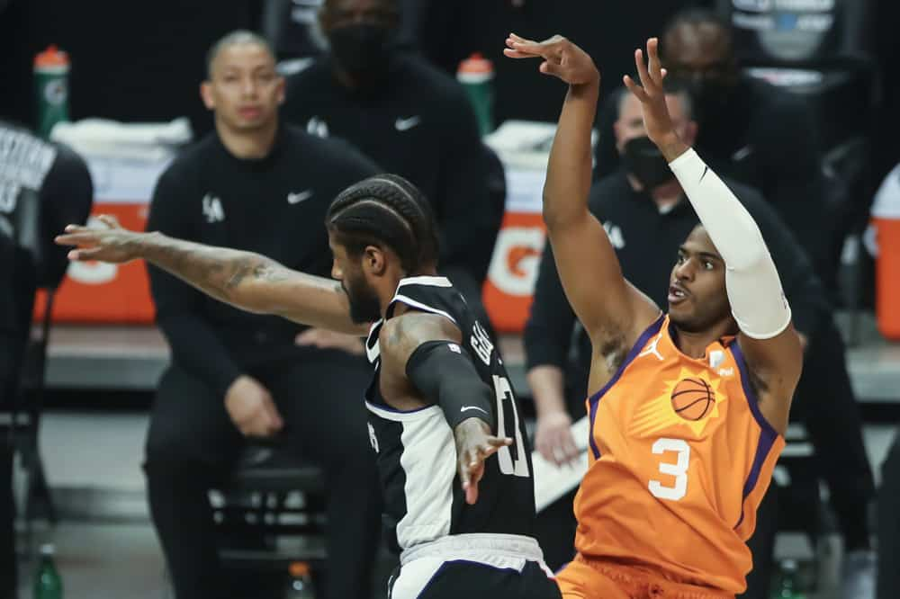 NBA Finals Game 4 Player Props