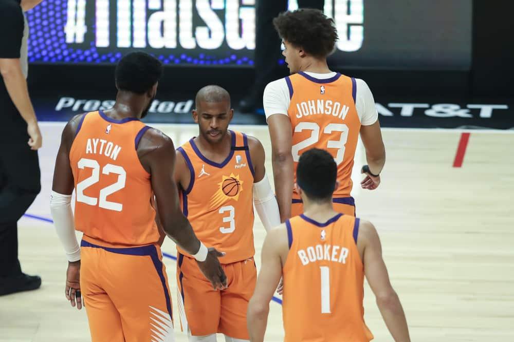 NBA Finals Game 2 Player Props