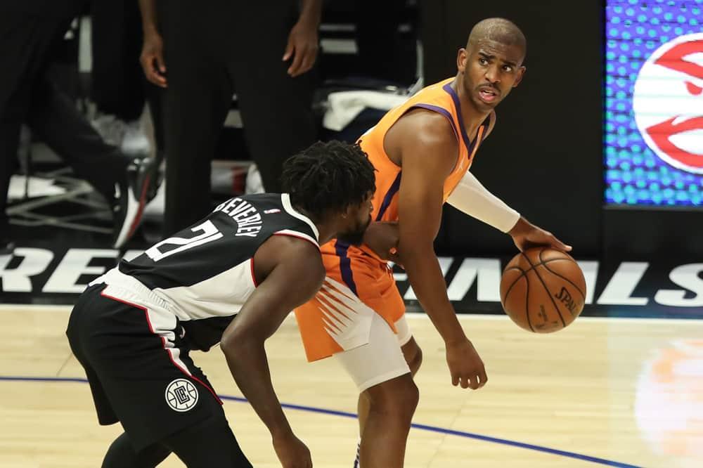 NBA Playoffs Picks, Bucks vs Hawks Game 6, Suns Win! Championship Futures | NBA Gambling Podcast (Ep. 207)