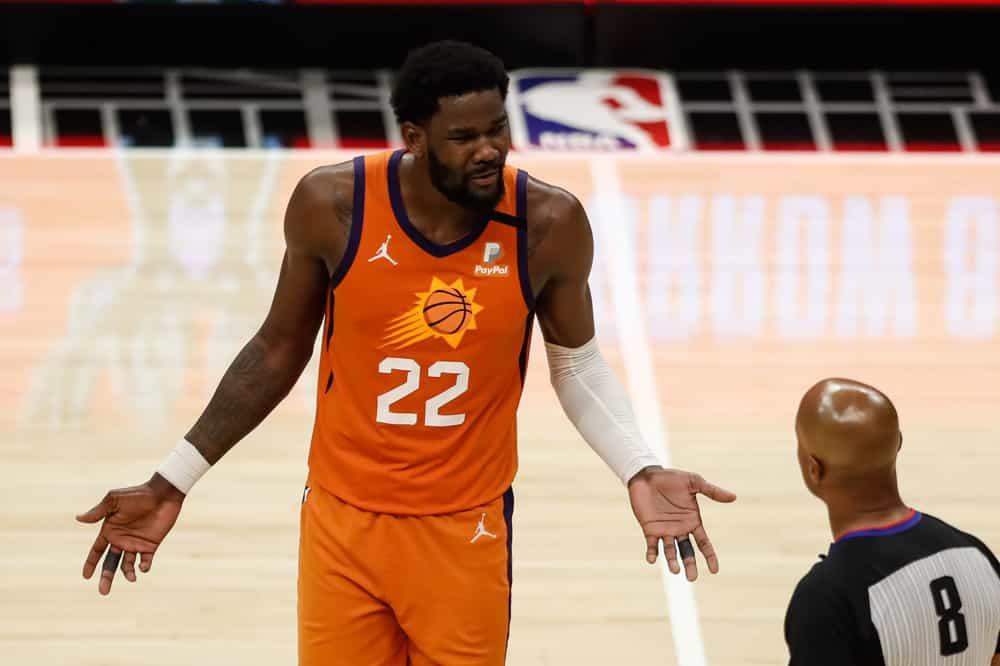 NBA DFS Picks 7/8- NBA Finals Game 2