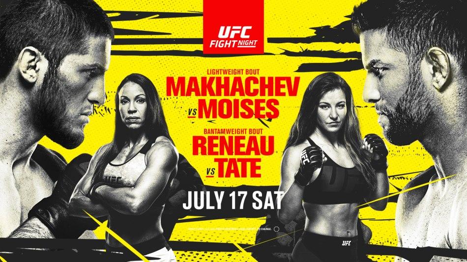 UFC Vegas 31 Predictions