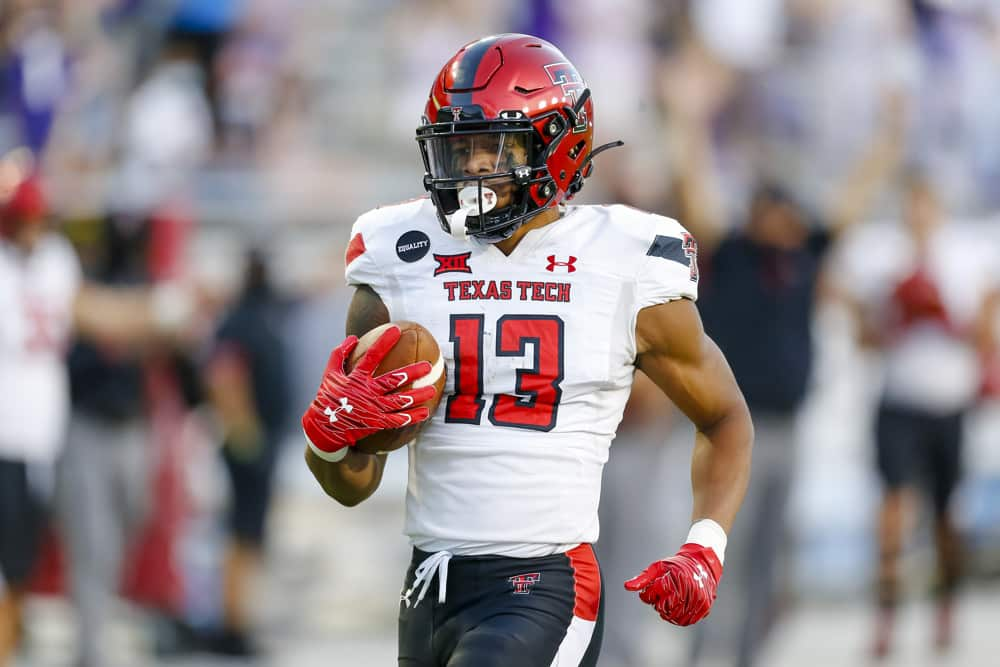 Texas Tech Red Raiders Season Preview | The College Football Experience (Ep. 781)