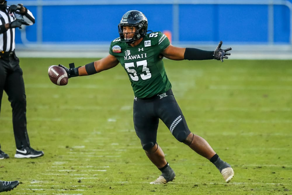 Hawaii @ UCLA Game Preview   The College Football Experience (Ep. 818)