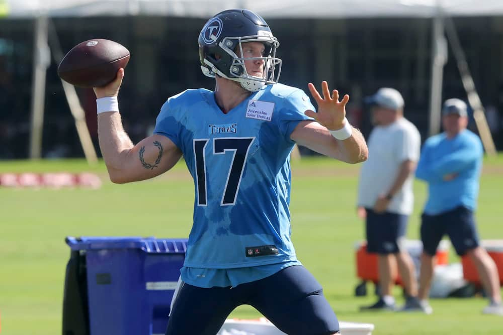 Tennessee Titans Predictions for 2021