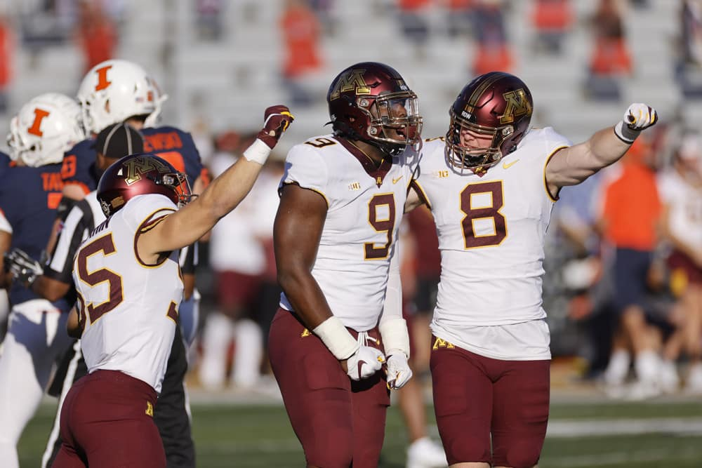 Ohio State Buckeyes @ Minnesota Golden Gophers Game Preview   The College Football Experience (Ep. 824)