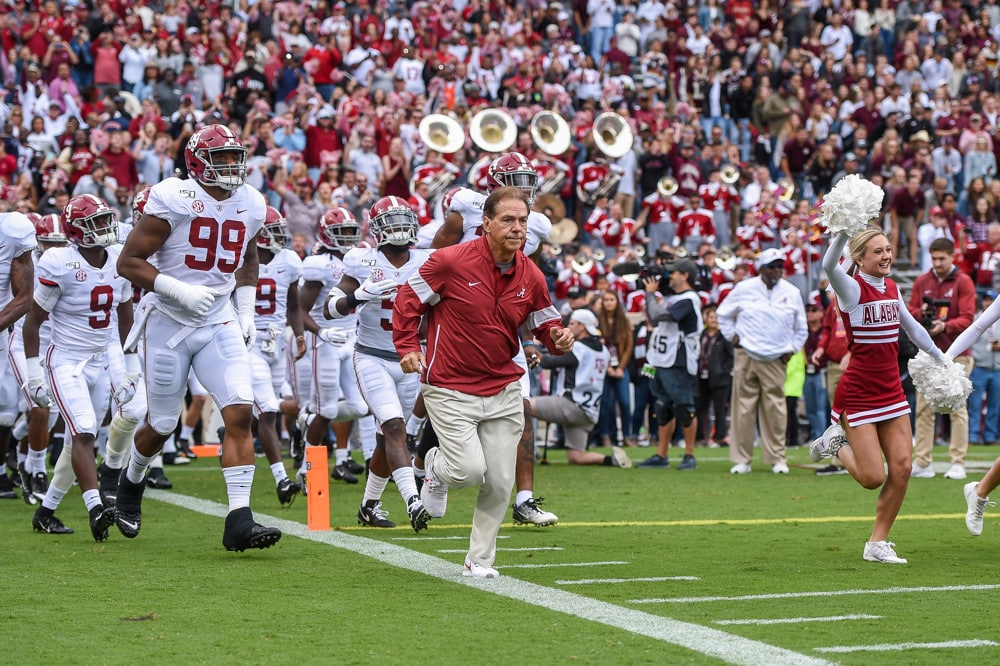 College Football Win Total Predictions: SEC (West)