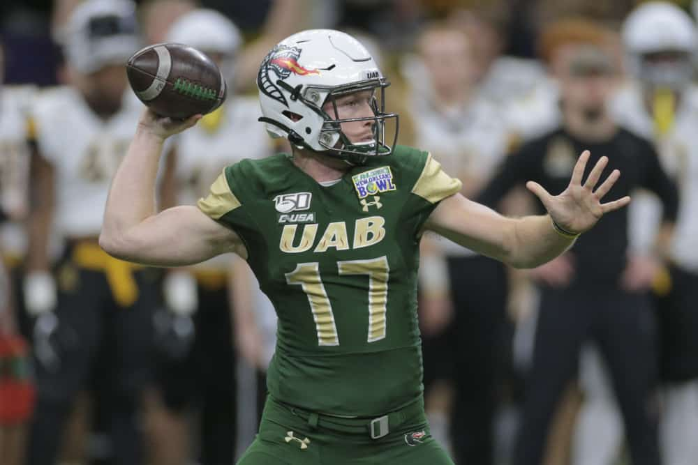 UAB vs Jacksonville State Game Preview   The College Football Experience (Ep. 823)