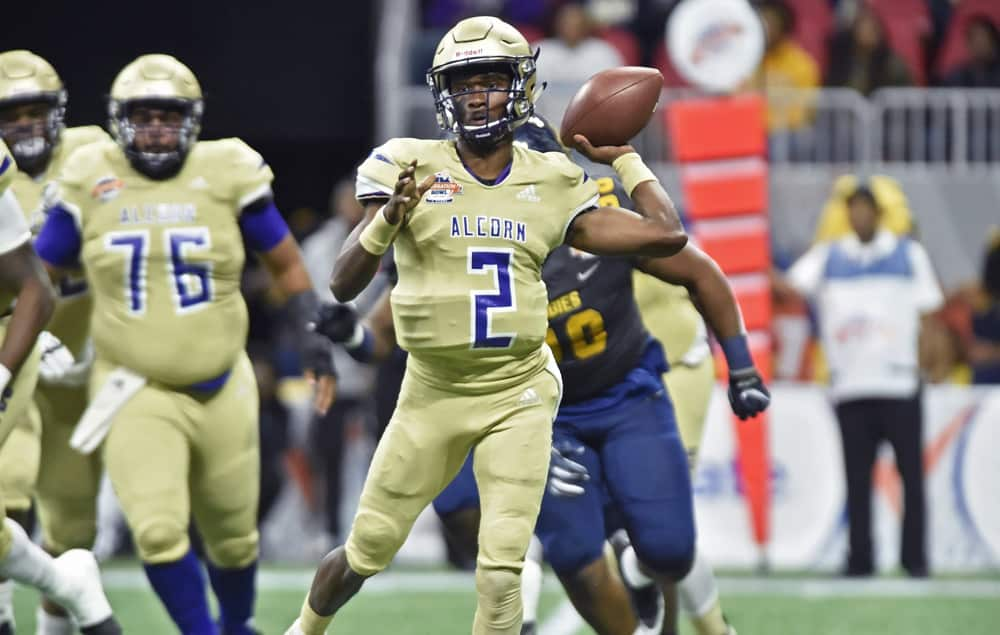 Alcorn State Braves vs North Carolina Central Eagles Game Preview   The College Football Experience (Ep. 820)