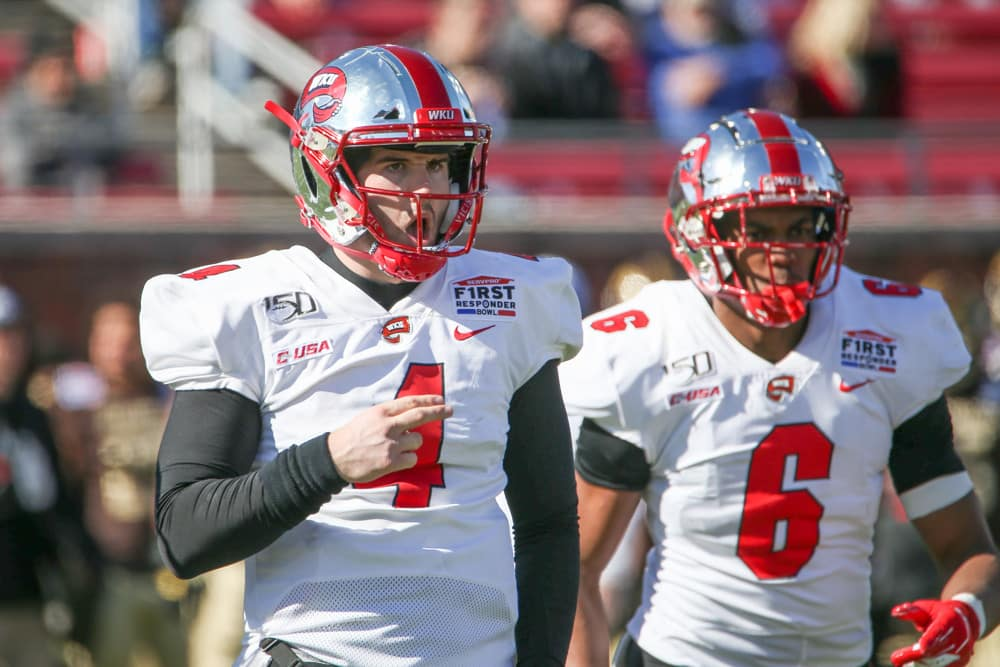 Western Kentucky Hilltoppers Season Preview   The College Football Experience (Ep. 807)