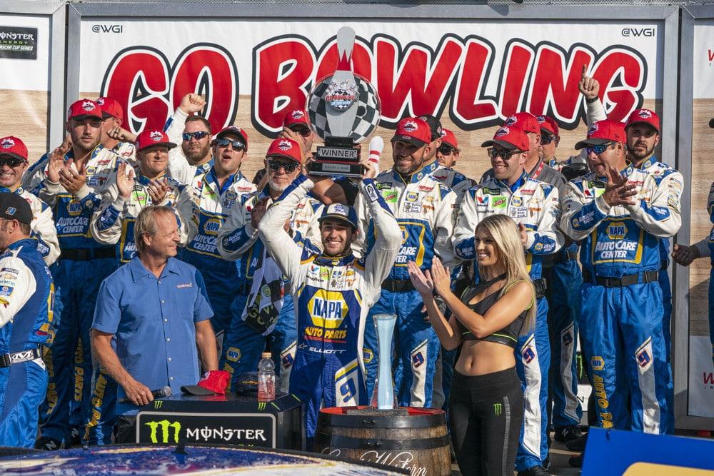 Go Bowling At The Glen NASCAR DraftKings Picks