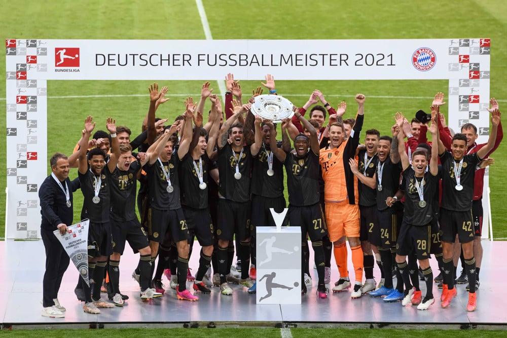 Bündesliga 2021/22 Season Preview & Futures Picks   Soccer Gambling Podcast (Bonus EP)