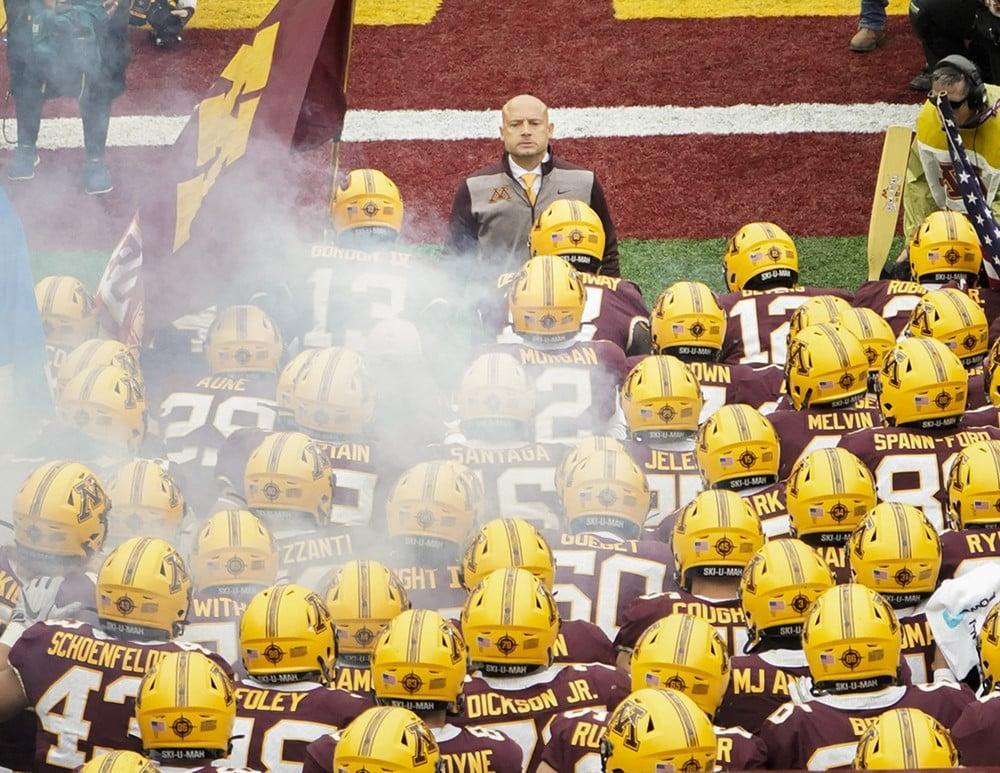 College Football Win Total Predictions: Big Ten (West)