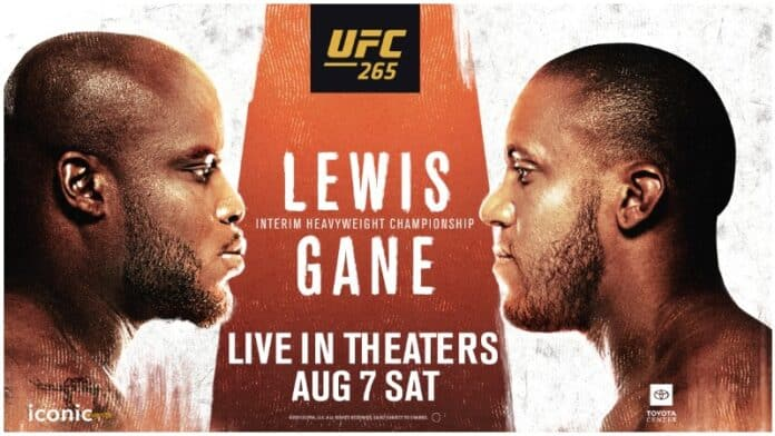 UFC 265 Gambling Preview (Chunky & Hunky)| MMA Gambling Podcast (Ep.61)