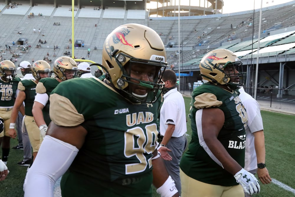 UAB Blazers Season Preview   The College Football Experience (Ep. 786)