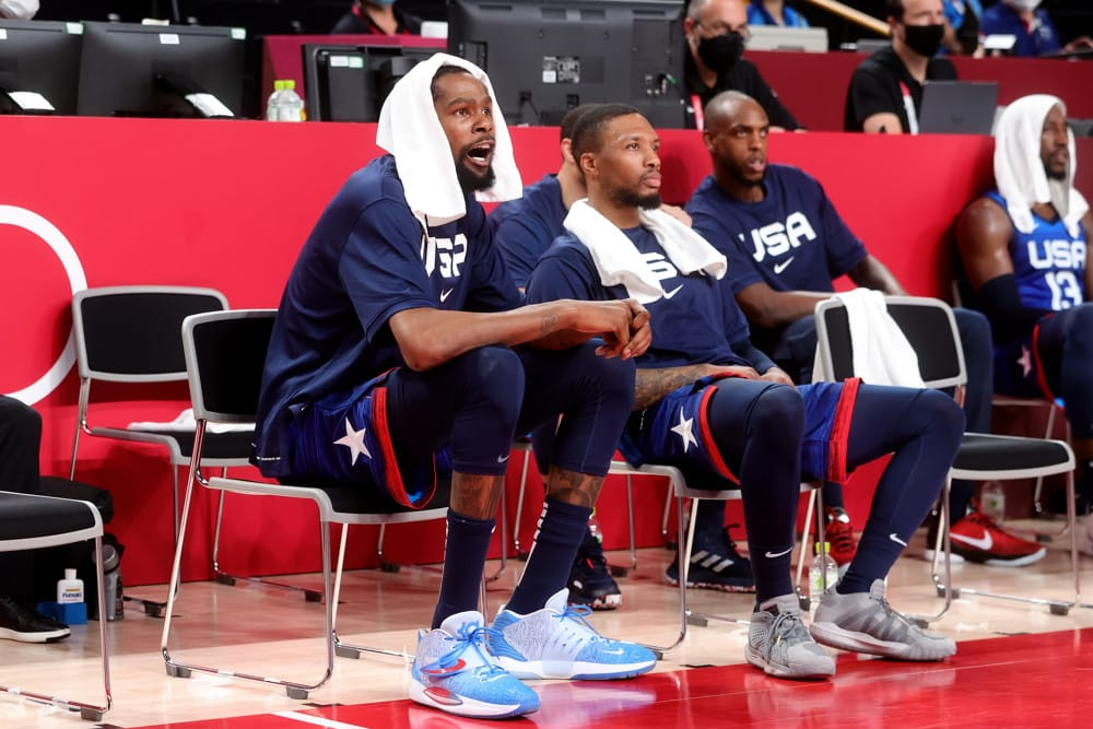 Team USA vs. Australia: Men's Basketball Olympics Semifinals Best Bet & Prediction