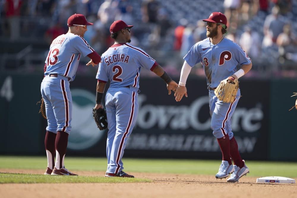 Pilihan MLB DFS 19/9 – Minggu Malam Baseball PHI vs NYM