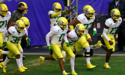College Football Win Total Predictions: PAC 12 (North)