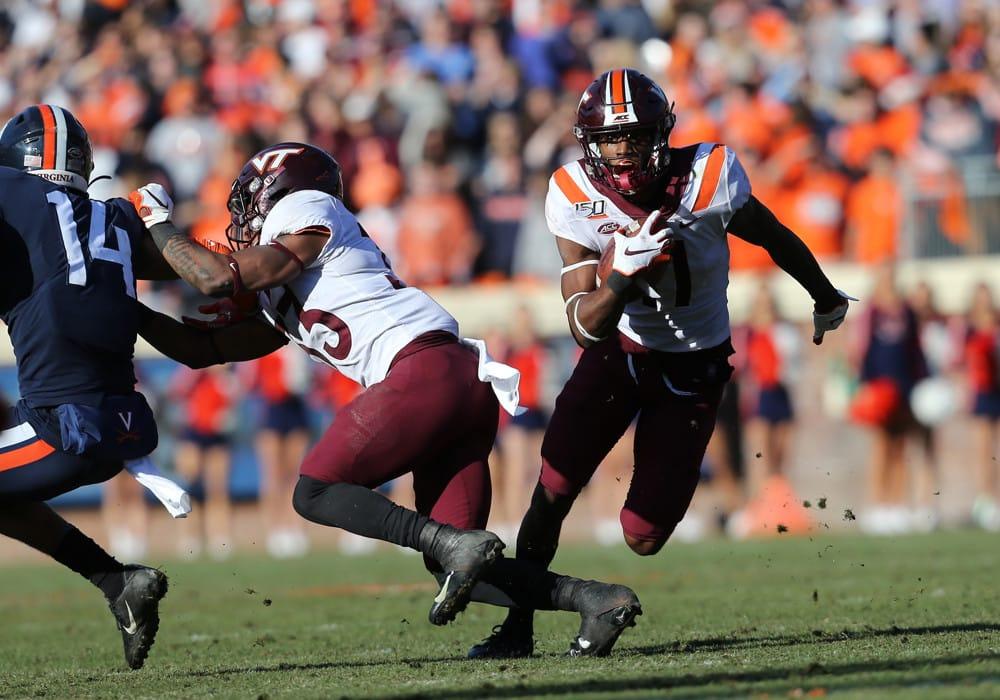 North Carolina Tar Heels @ Virginia Tech Hokies Game Preview | The College Football Experience (Ep. 829)