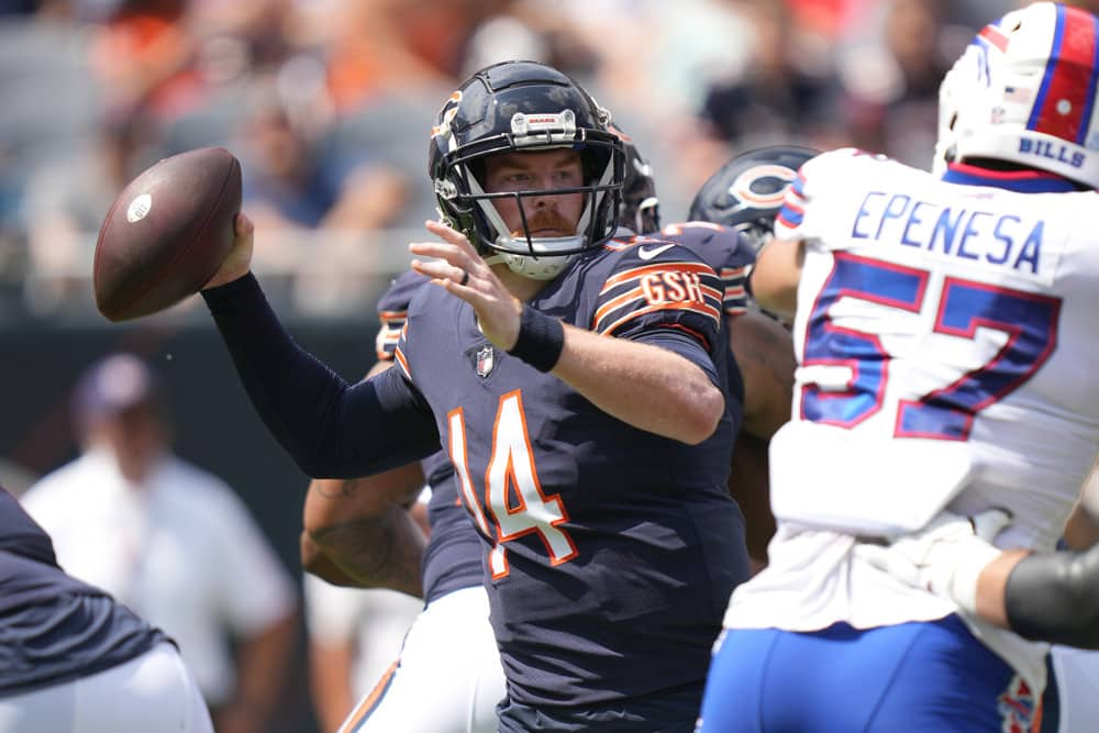 Pilihan NFL: Taruhan Underdog Terbaik Untuk Minggu 1