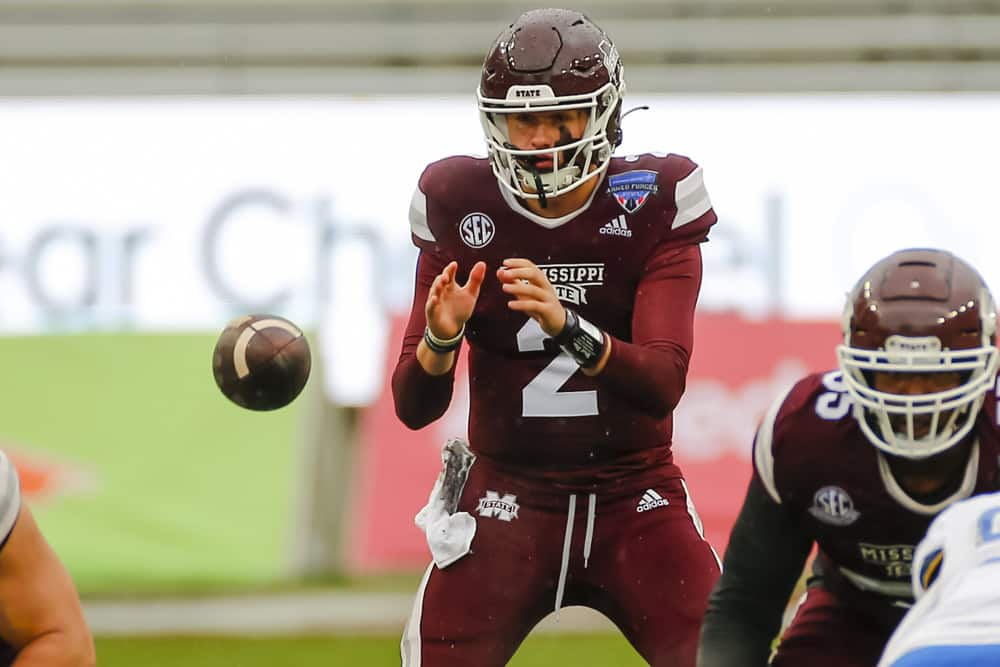 LSU Tigers @ Mississippi State Betting Prediction & Preview   The College Football Experience (Ep. 848)