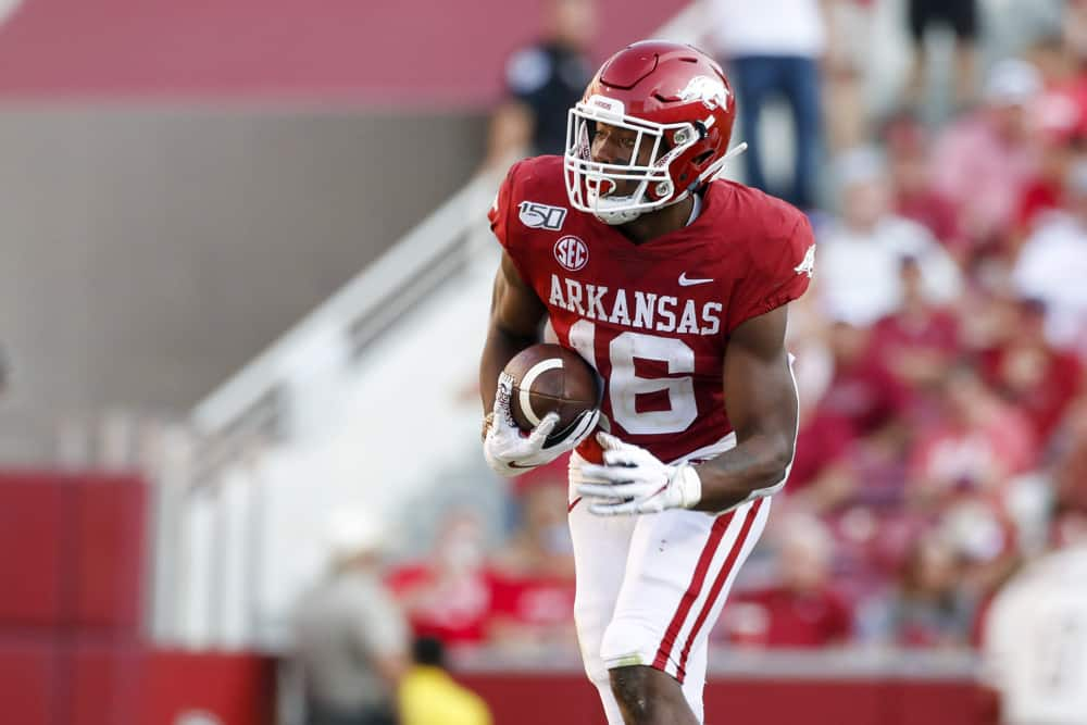Texas A&M Aggies vs Arkansas Razorbacks Betting Prediction & Preview | The College Football Experience (Ep. 845)