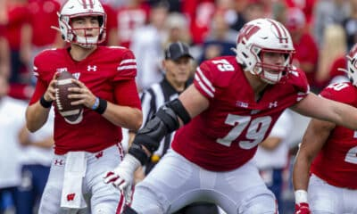 Wisconsin Badgers vs Notre Dame Fighting Irish Betting Prediction & Preview | The College Football Experience (Ep. 849)