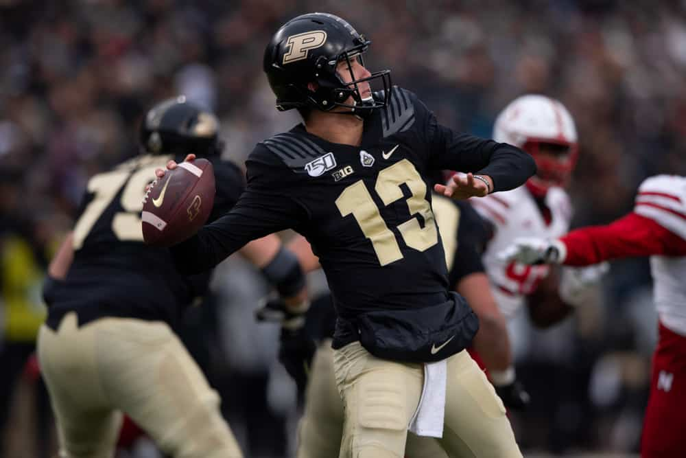 College Football Week 1 DFS (Friday & Saturday)   The College Football Experience (Ep. 831)