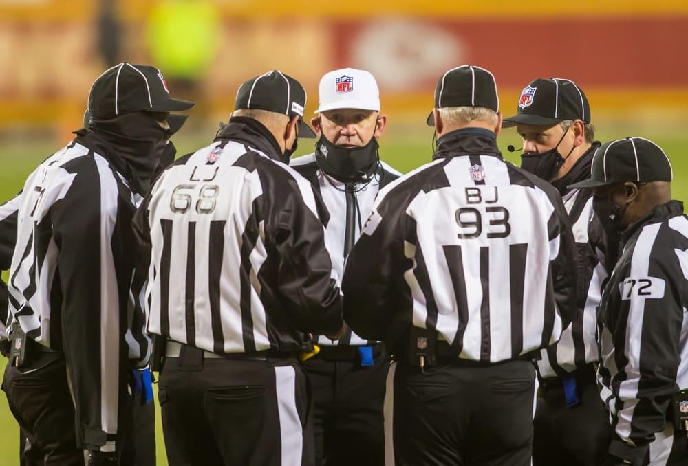 Laporan Statistik & Tren Taruhan Wasit Minggu 3 NFL