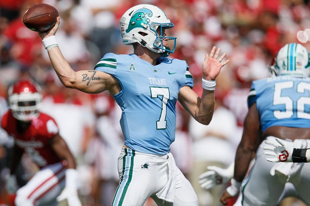 College Football Week 3 DFS (Friday & Saturday) | The College Football Experience (Ep. 842)