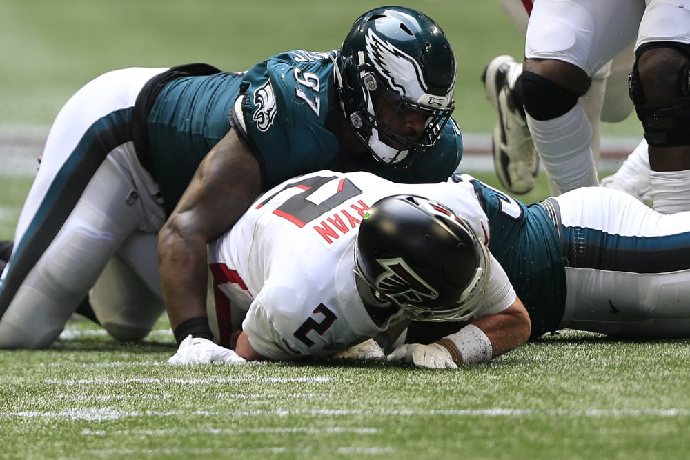 Philadelphia Eagles Week 1 Recap