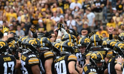 Iowa Hawkeyes @ Iowa State Cyclones Game Preview   The College Football Experience (Ep. 844)