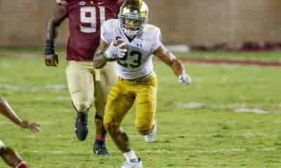 College Football Week 2 DFS (Friday & Saturday)   The College Football Experience (Ep. 837)
