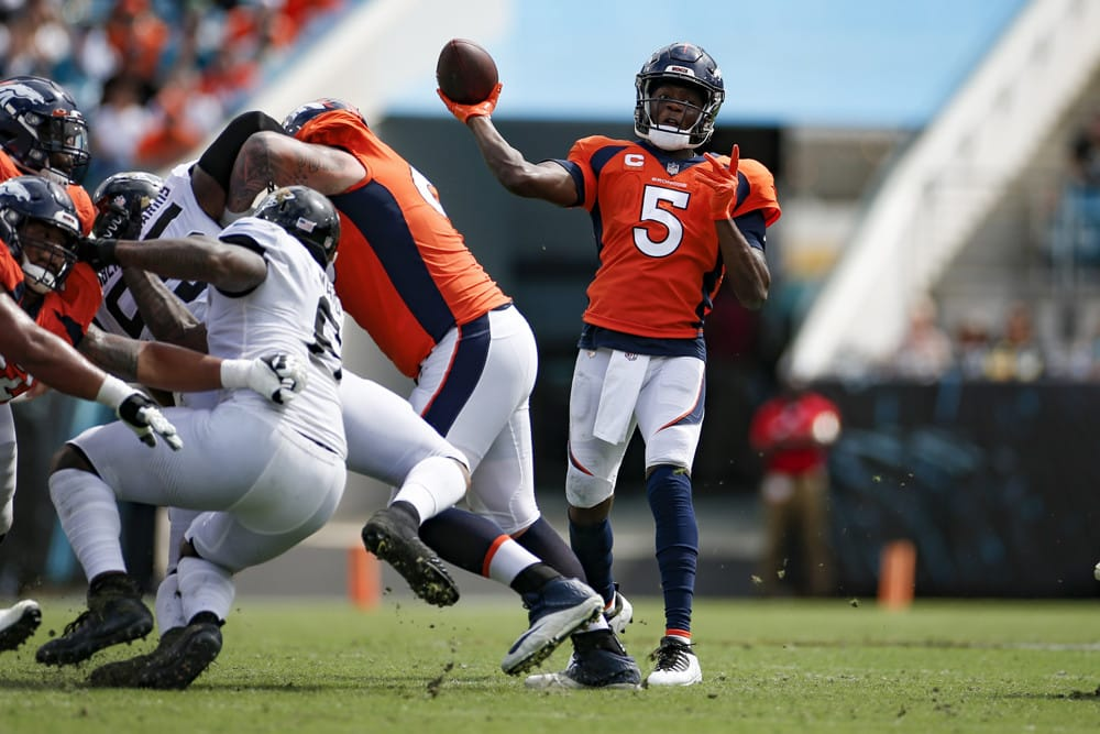 Early Week 3 Waiver Wire Fantasy Football Targets